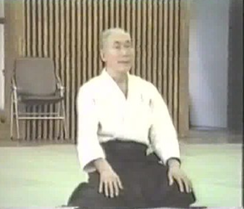 Asoh Kinjo Shihan at rest