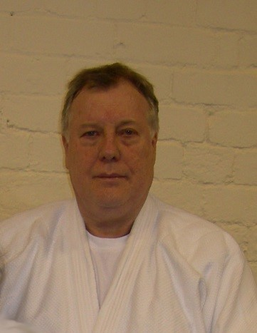 Billy McAuley 5th Dan Chief Instructor